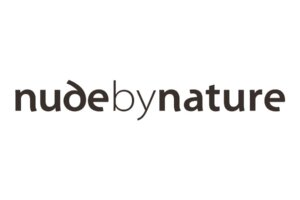nude by nature logo