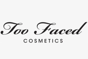 too faced cosmetics logo